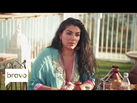 Shahs Of Sunset: Did Asa Soltan Rahmati Get Pregnant Naturally? (Season 6, Episode 6) | Bravo