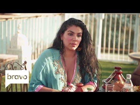 Shahs of Sunset: Did Asa Soltan Rahmati Get Pregnant Naturally? (Season 6, Episode 6) | Bravo