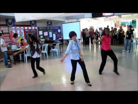 World Physio Day Flash Mob at INTI IU