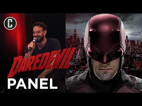 Daredevil's Charlie Cox Talks InDepth About The Role and Plays Random Questions