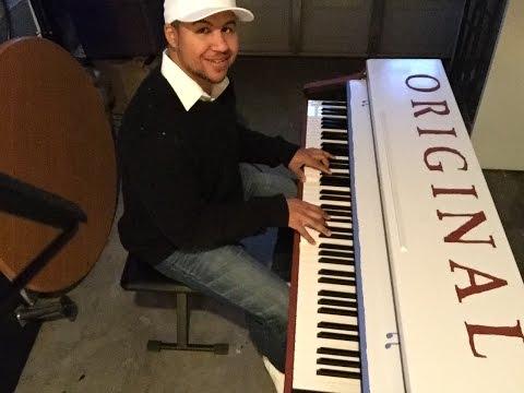 Piano Recital - Dos Lagos Lake, Corona - J. Stallworth - Informal Vol. 1