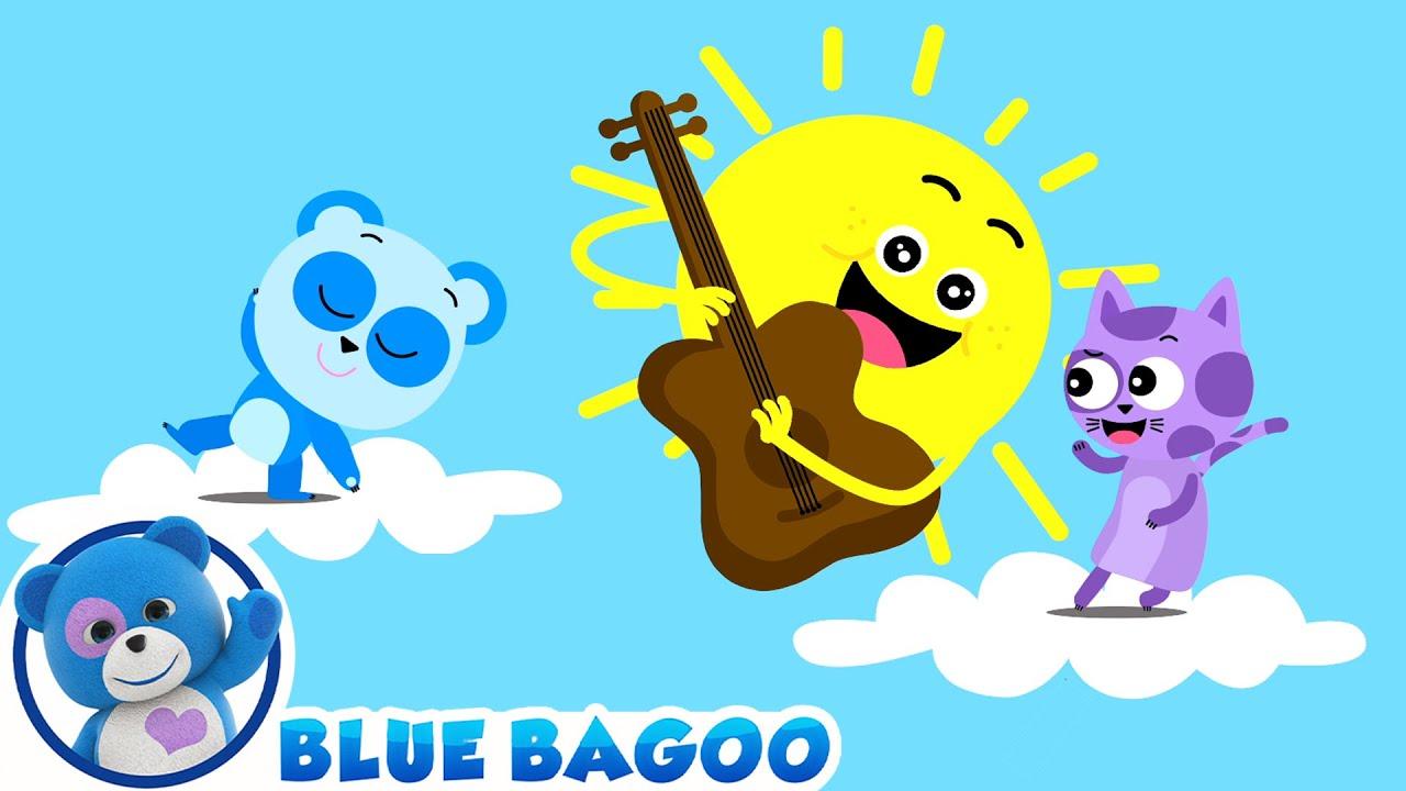 Dancing Makes You Happy | The Mimbles on Blue Bagoo