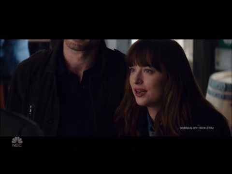 "Fifty Shades Darker -  Longer Clip of ""The Boyfriend meets The Boss"""