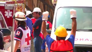 Mexico Quake: Rescue Efforts Continue To Save Trapped Girl