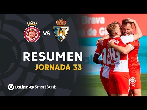 Girona Ponferradina Goals And Highlights