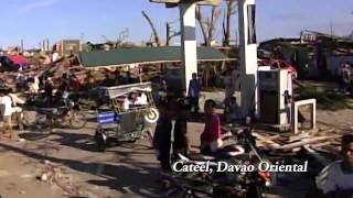 "Davao Oriental ""Building Back Better""- Typhoon Pablo Video Montage"