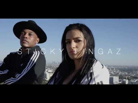 "Sticky Fingaz ft. JustGii ""Celebrate Life"" A Tribute to DJ Jam Master Jay"