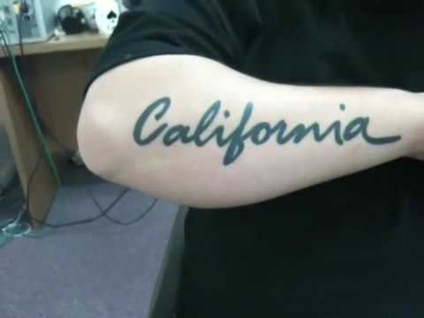 Cali love tattoo designs