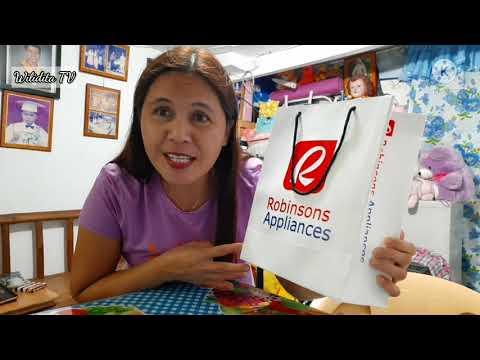 Robinson Place Manila / Unboxing New Phone