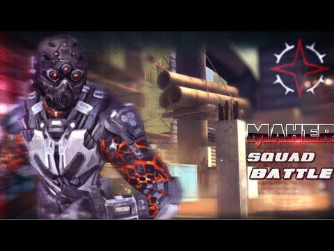 MC5 SQUAD BATTLE MORTAR VS YOUTUBE Old video (MOR MAHER)