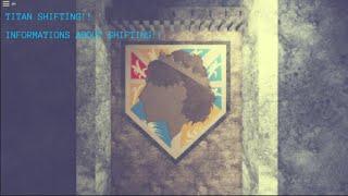 Titan Shifter Showcase Attack On Titan: Last Breath (Roblox)