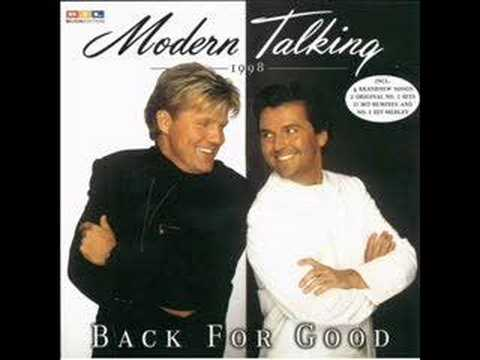 Modern Talking - We Take a Chance