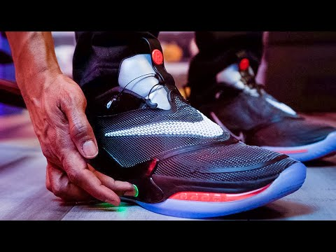 Is $400 Worth It? Nike Adapt BB 2.0 SNEAKER Review