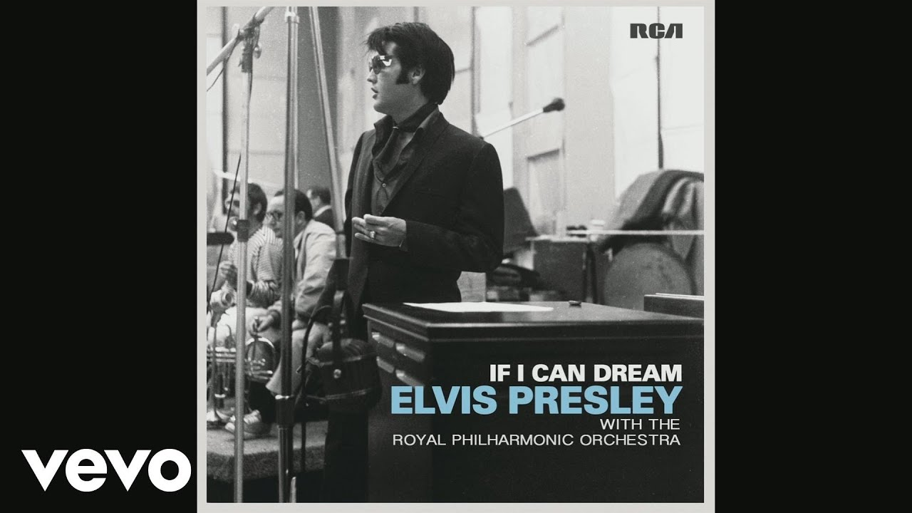 Elvis Presley - Bridge Over Troubled Water (Audio)