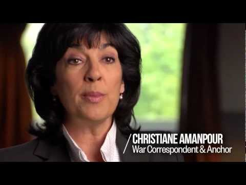 Christiane Amanpour: Growing Up in Iran