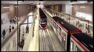 Western Light Rail Transit Corridor: Update June 13, 2013 (High-Definition)