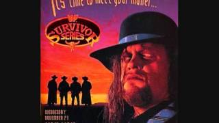 The Undertaker   Grim Reaper Remake Survivor Series 1994 Remake