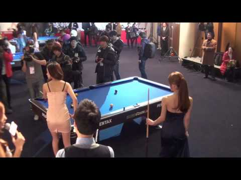 2013 Racing Model's Billiard Championship at Pentax Photo Festival_02, Seoul