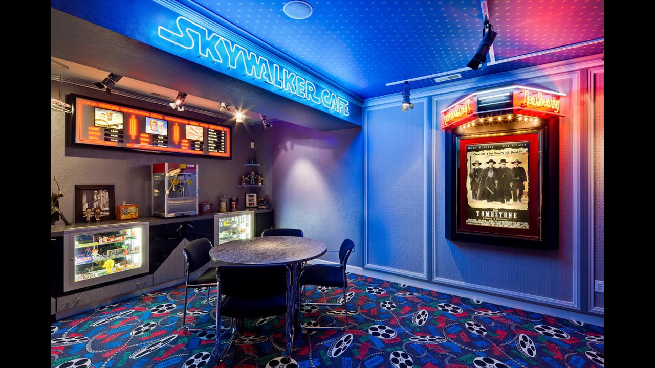Home kino theater ideen ideen - YouTube