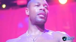tank performs bday live at the sex love pain tour washington dc