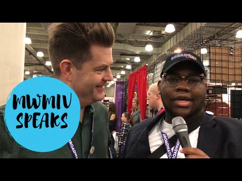 Paul Wontorek talks BroadwayCon, Love Never Dies and more| MWMIV SPEAKS