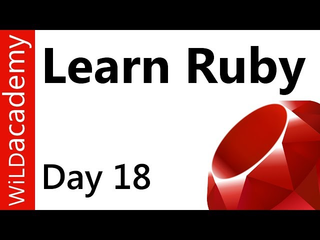 Ruby Programming - 18 - Histogram and Sorting