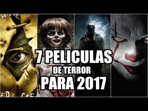 peliculas de miedo 2017