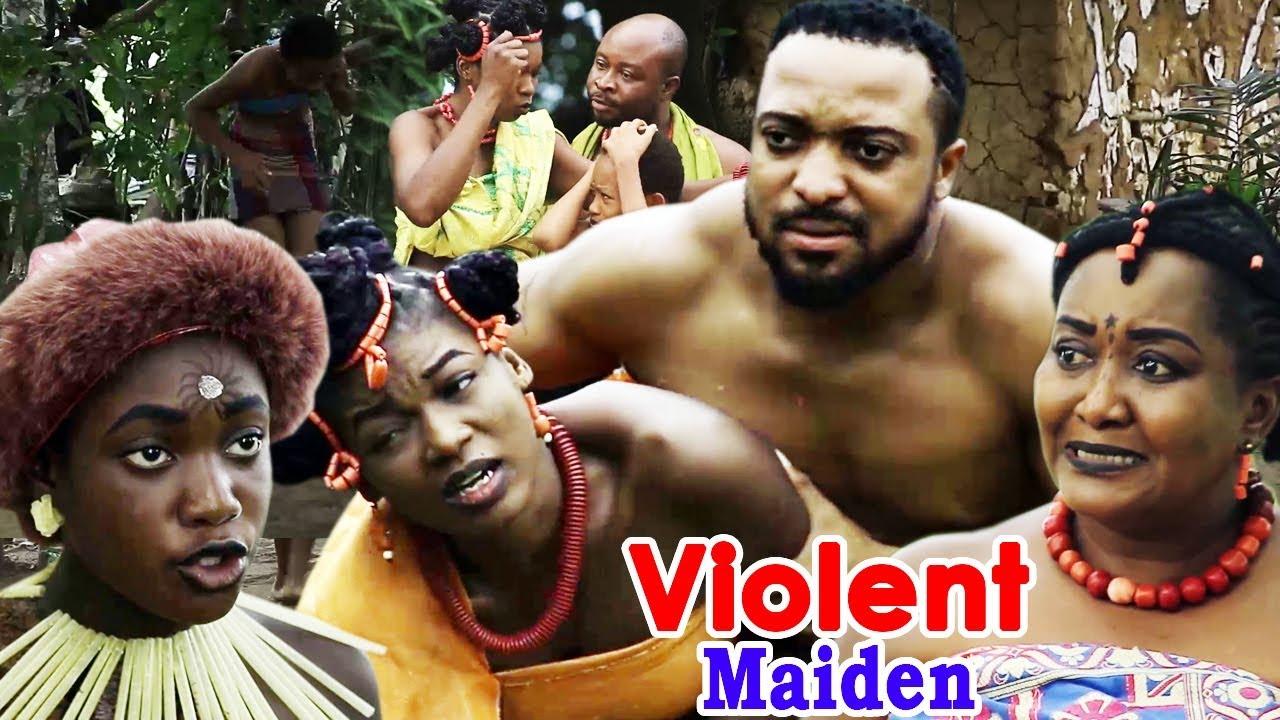 Download Violent Maiden Season 1 & 2 - 2018 Latest Nigerian Movie