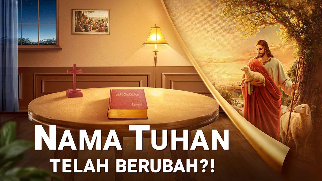 Film Rohani Kristen Terbaru | NAMA TUHAN TELAH BERUBAH?! | Mengungkapkan Misteri Bagi Nama Tuhan - Dubbing