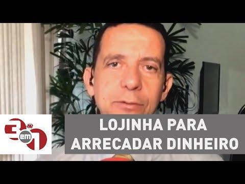 """José Maria Trindade: """"Partido é uma lojinha para arrecadar dinheiro"""""""