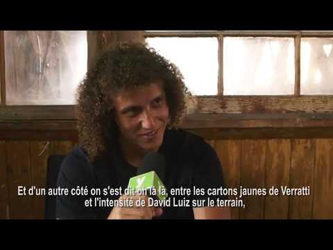 David Luiz: Tout le monde pense que je suis fou