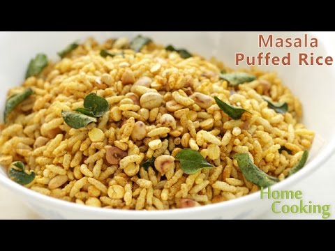 quick-snack---masala-puffed-rice-|-ventuno-home-cooking