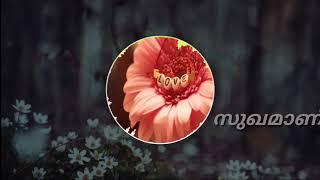 kudajadriyil kudachooduma female/malayalam whatsapp status//lyrics video