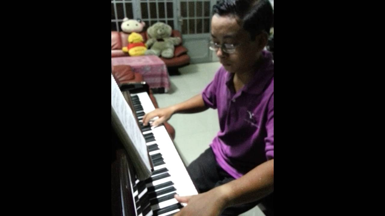 Jardin secret richard clayderman piano cover by for Jardin secret piano