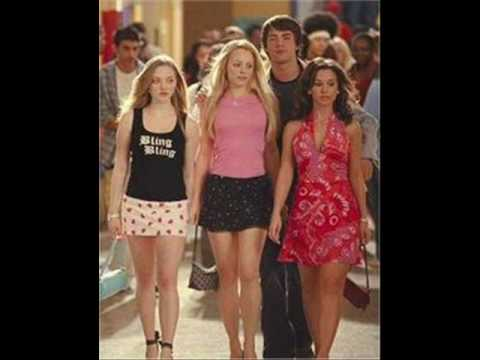 Mean Girls-The Plastics