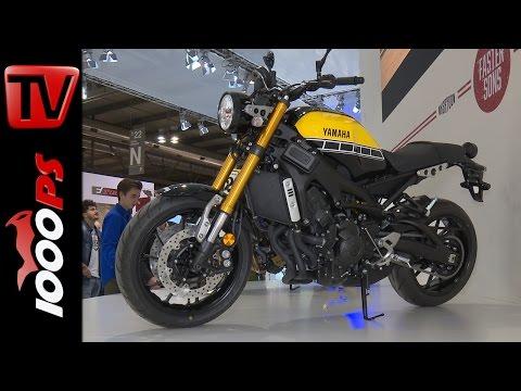 Yamaha XSR 900 2016 | Preis, Details