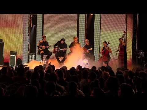 Premios Pepsi Music 2013 - Presentación Oscarcito