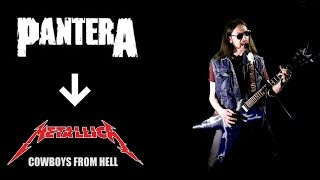 What If METALLICA Wrote PANTERA's COWBOYS FROM HELL (Album)