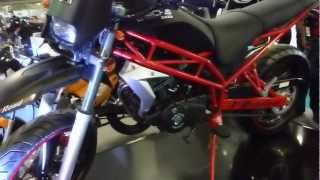 sachs X-Road 250 2013 colombia