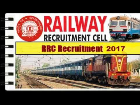 Railway Jobs 2017
