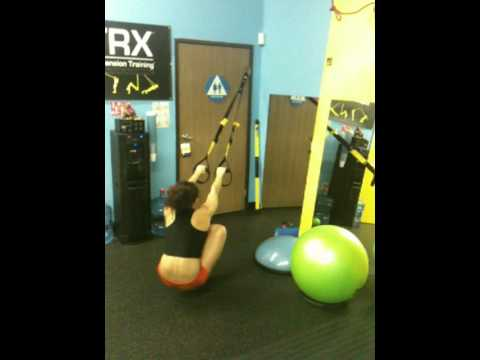 & 10 TRX Exercises using the Door Anchor - YouTube