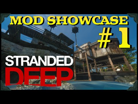 Stranded Deep Gameplay | MODS MODS MODS!! | MOD SHOWCASE PART 1 (HD 60FPS): Let me know if you want to see more by hitting that like button!   MOD LINK: https://steamcommunity.com/app/313120/discussions/2/604941528476050145/  ►Merch: http://aaronsaywhat.spreadshirt.com/ ►Hitbox: http://www.hitbox.tv/AaronSayWhat ►Facebook: https://www.facebook.com/pages/Aaronsaywhat/638366112958755 ►Twitter: https://twitter.com/theAaronSayWhat ►Instagram: https://instagram.com/aaronhunter3/ ►Steam Group: TeamASW ►Steam ID: theaaronsaywhat ►Donate (Optional): https://www.paypal.com/ca/cgi-bin/webscr?cmd=_flow&SESSION=ZxX2QsSjxDhNLxZRj3Etd2_d5DQiYhI4LiLXwCP0HJ-LRtG6KV3PMmB87Dm&dispatch=5885d80a13c0db1f8e263663d3faee8de62a88b92df045c56447d40d60b23a7c  ►Subscribe: http://www.youtube.com/subscription_center?add_user=aaronsaywhat  ►Want to join a network like me? Apply here; http://www.freedom.tm/via/AaronSayWhat  ►Song Used - Sunshine By Creesh  ~Like | Comment | Share | Subscribe~