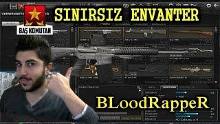 BLoodRappeR SINIRSIZ ENVANTER +  WolfTeam Almanya (Facecam)