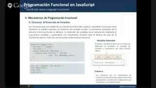 Programación Funcional Node.js