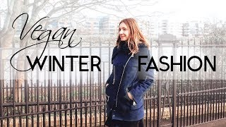 Vegan Winter Clothes Staples (VEGAN footwear & VEGAN outerwear)