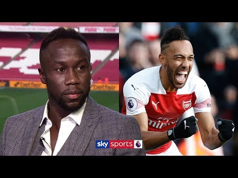 Is Pierre-Emerick Aubameyang Arsenal's best striker since Thierry Henry? | Sagna, Redknapp & Scott