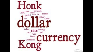 Hong Kong Currency - dollar