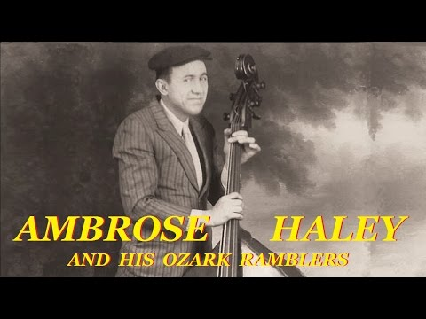Ambrose Haley And His Ozark Ramblers - There'll Be Some Changes Made / Old Timey Christmas (1947)