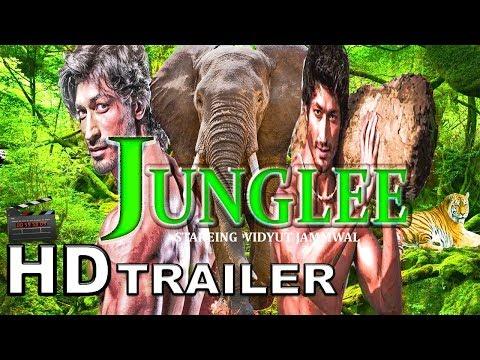 Junglee Official Trailer   Vidyut Jamwal Bollywood Upcoming Movie 2018   Bollywood Studio.