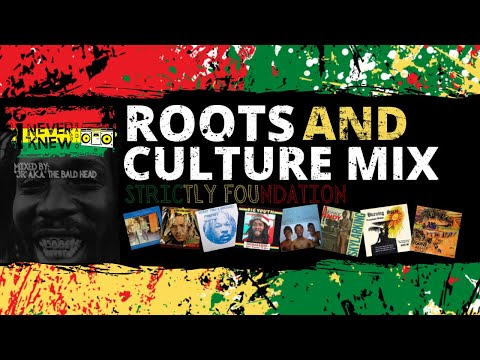 'Reggae 70's and 80's Roots and Culture Mix'  I Never Knew Radio